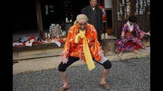 【デコ屋敷】七転八起き「橋本広司」さんの深ーいお話と即興ひょっとこ踊り