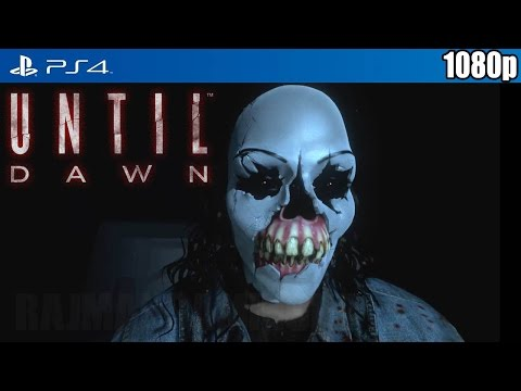 Until Dawn (PS4) - Demo Walkthrough [1080p] TRUE-HD QUALITY