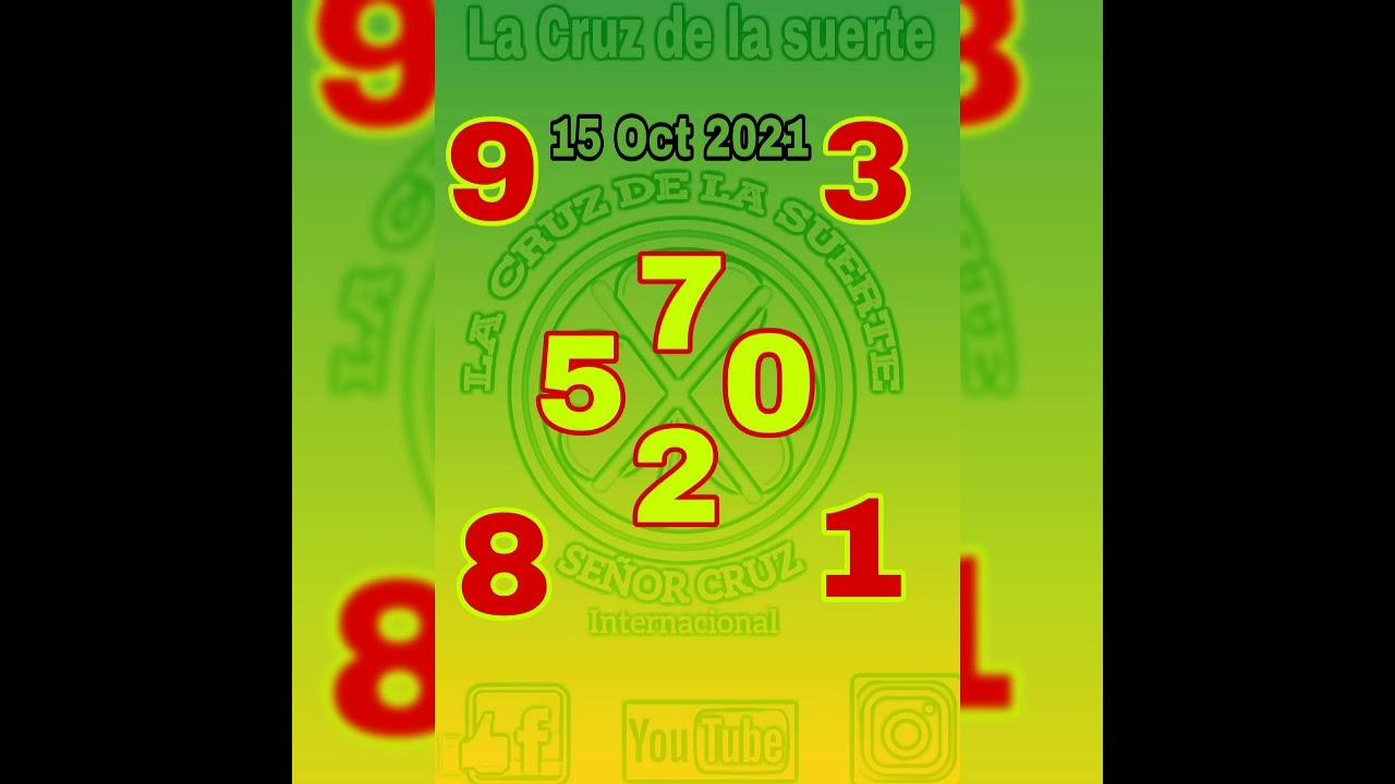 Cruz 15 octubre 2021