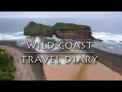 Wild Coast Travel Diary - A Journey into the Wild Coast of South Africa
