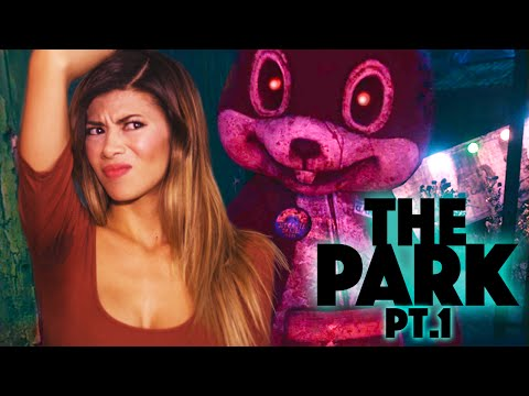 HORROR GAME GOT ME SWEATIN' - The Park Gameplay pt.1