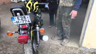 Yamaha xj750 maxim x