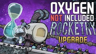 Making Glass and Steel? - Oxygen Not Included Gameplay - Rocketry Upgrade