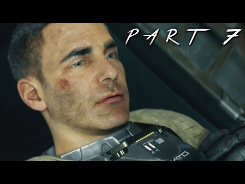 Call of Duty Infinite Warfare Walkthrough Gameplay Part 7 - Flight - Campaign Mission 7 (COD IW)