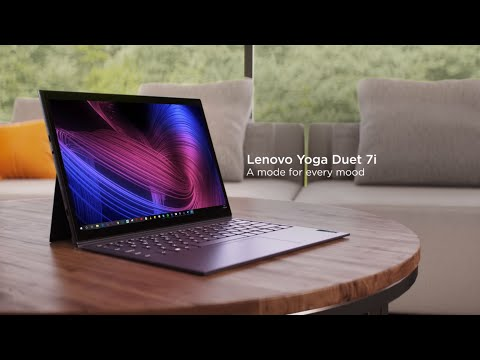 "Lenovo Yoga Duet 7i 13"" Product Tour"