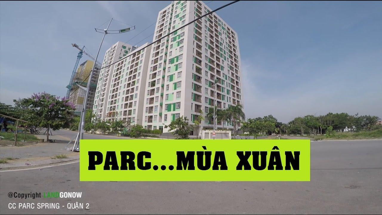 Chung cư ParcSpring, Nguyễn Duy Trinh, Bình Trưng Đông, Quận 2 – Land Go Now ✔