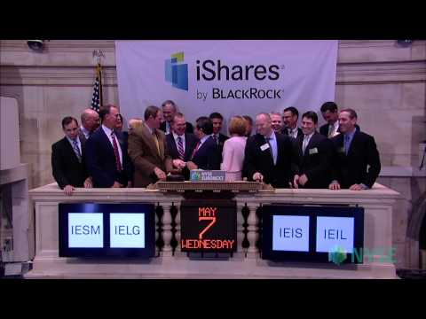 iShares Visits the NYSE to Highlight the iShares Enhanced ETFs