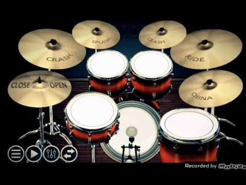 Cover Drume WALI---ADINDA