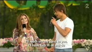 Alexander Rybak & Carola - Framling, Fairytale & I