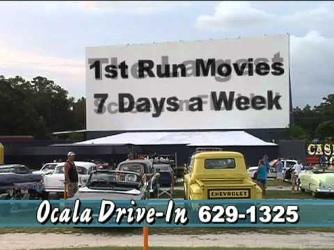 ocala drive in drive in and flea market 30 youtube