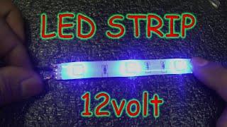 12v 5050 LED strips!