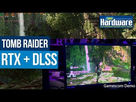 Shadow of the Tomb Raider   RTX + DLSS Update   RTX 2080 Ti   Raytracing