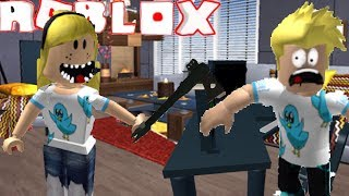 Amanda Stop Pulling Me! Flee The Facility Roblox Game