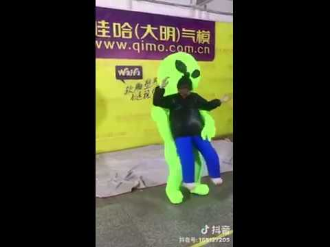 Inflatable  Aliens Costumes