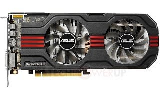 Asus Radeon HD7850 Unboxing And Review