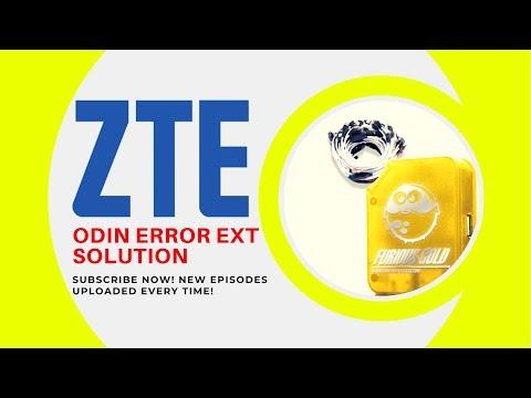 How to Flashing ZTE firmware (Stock ROM) using Smartphone