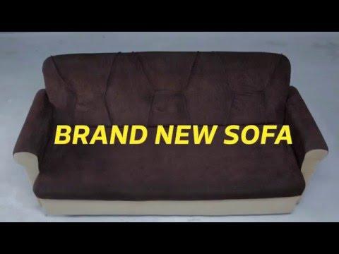 Brand New Sofa in 60 minutes. #FlipkartHomeIdeas