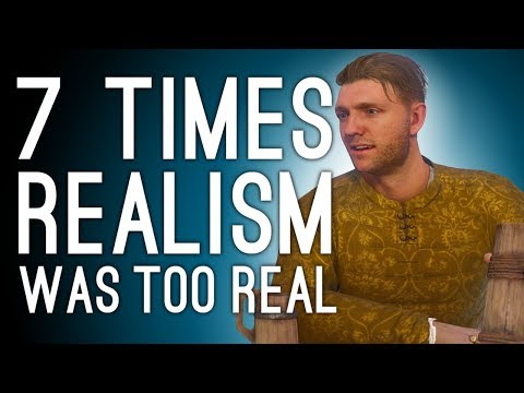 7 Times Realism Was Way Too Realistic