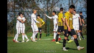 Rapid Bucuresti - Kairat Almaty 4-0 | Highlights