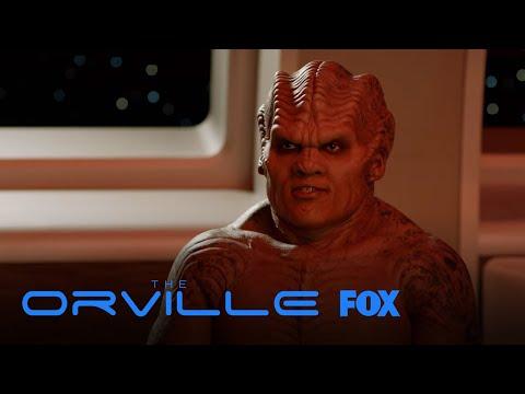 Bortus Pushes Alara To Take Command | Season 1 Ep. 2 | THE ORVILLE