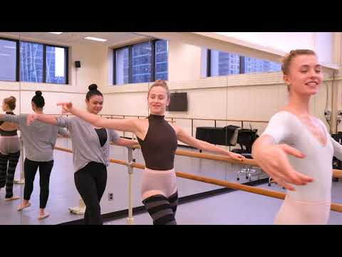 Dancing George Balanchine's The Nutcracker with NYCB