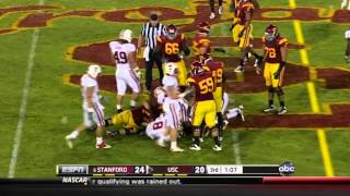 Matt Barkley vs Stanford (2011)