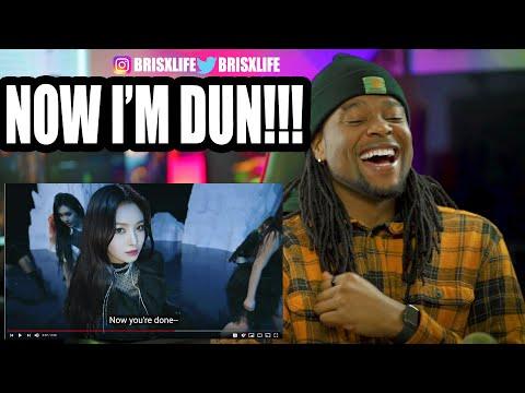 EVERGLOW (에버글로우) - DUN DUN MV   REACTION!!!