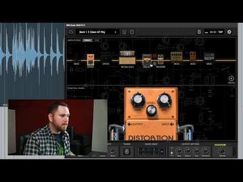 Best Pedal Order - With BIAS FX | GEAR GODS