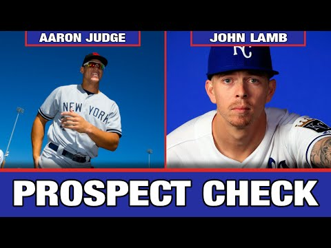 MLB 2015: Aaron Judge & John Lamb | Prospect Check