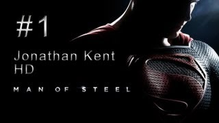 Man Of Steel - Official Trailer #1 - Jonathan Kent (HD 720p)