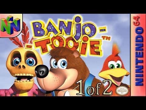 Longplay of Banjo-Tooie (1/2)