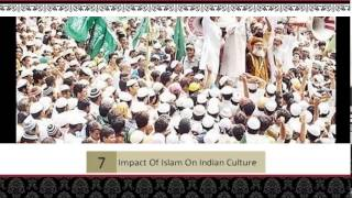The Impact Of Islam In Indian Culture