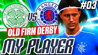 OMG GOAL OF THE SEASON?! OLD FIRM DERBY!!! - FIFA 21 My Player Career Mode EP3