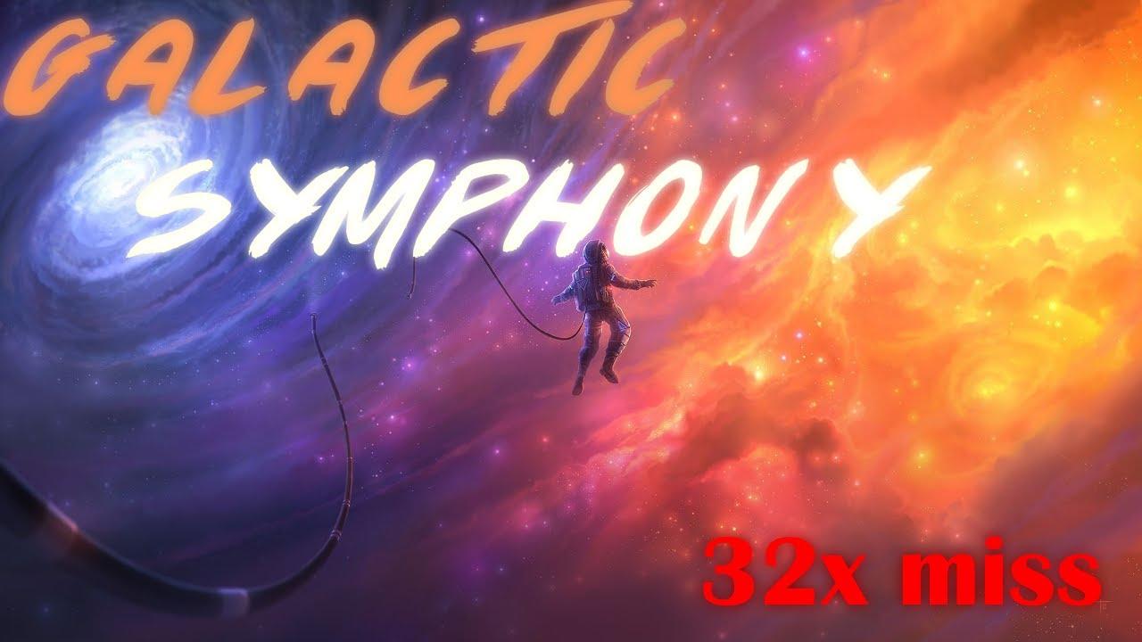 Galactic Symphony pass w/ handcam