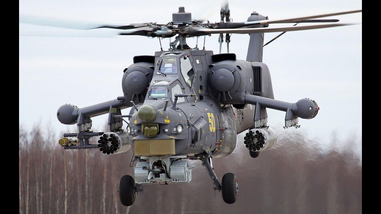 Elicottero Havoc : O elicotteri d attacco corazzati mi e forze armate