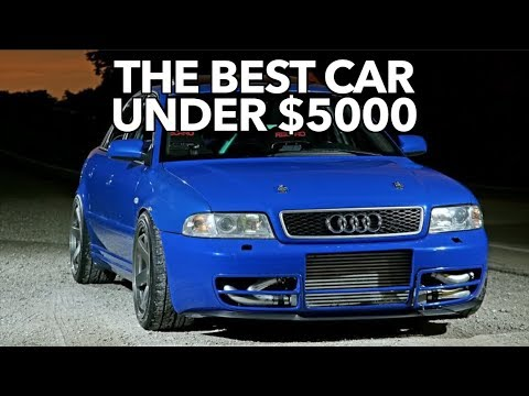 The Best Cars Under 5 000