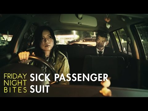 Friday Night Bites -  SICK PASSENGER: SUIT | Comedy Web Series