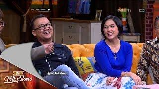 Ini Talk Show 22 Mei 2015 Part 2/6 - Helmi Yahya, Sarah Sechan, Alvin Adam