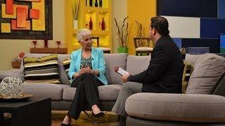 Entrevista Adela de Torrebiarte en Buenos Días Nuestro Mundo - Canal 7
