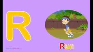 Toddler Words | Words Starting With R