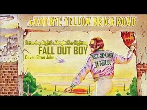Fall Out Boy – ''Saturday Night's Alright For Fighting'' (AUDIO)