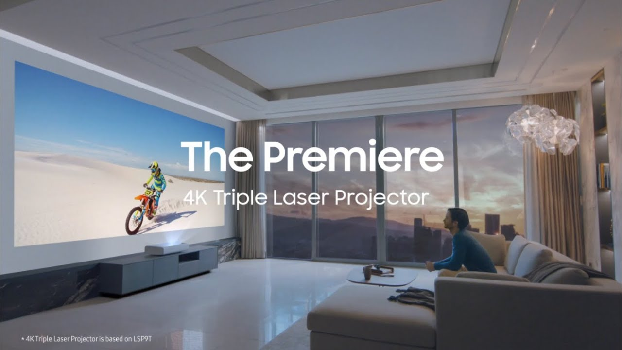 The Premiere:How to optimize your home cinema experience | Samsung
