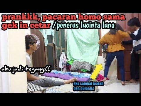 Tergila!!Prank Pacar! Pacaran Homo Sama Gek In Cetar || Penerus Lucinta Luna, -AL FATH_