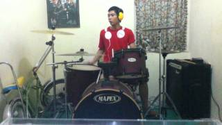 Ongki Kuta Rock City Drum Cover