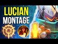 Lucian Montage 23 - Best Lucian Plays | League Of Legends Mid