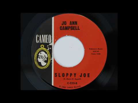 Jo Ann Campbell - Sloppy Joe (Cameo 223)
