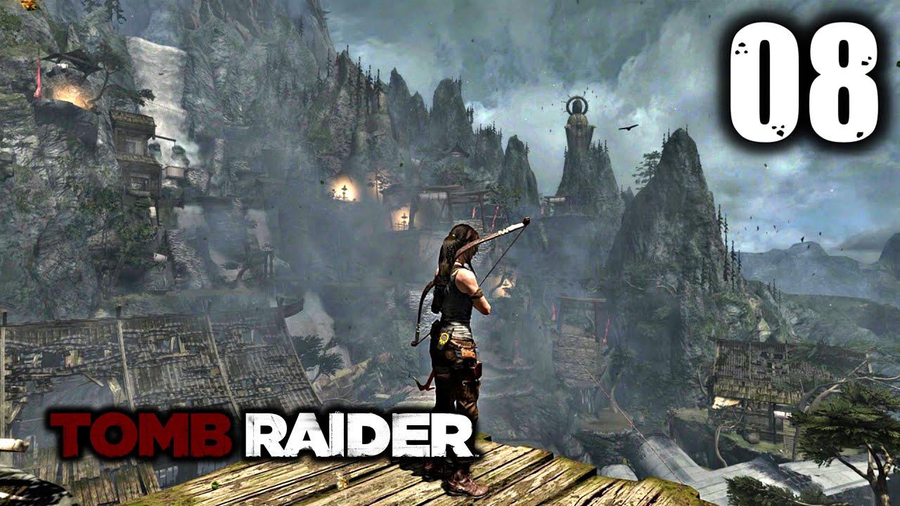 Tomb Raider Definitive Edition Gameplay Walkthrough Part 8