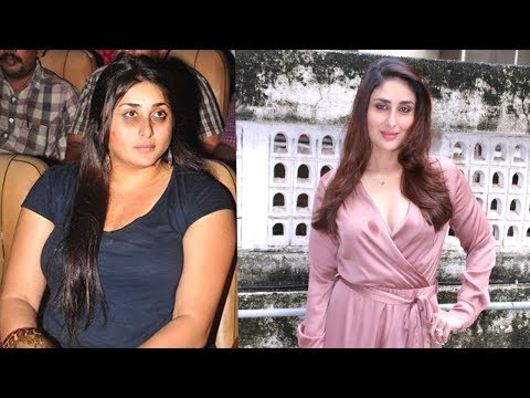 Thumbnail: Kareena Kapoor's SHOCKING Transformation After Pregnancy - FAT To FIT - Massive Weight Loss