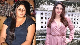 Kareena Kapoor's SHOCKING Transformation After Pregnancy - FAT To FIT - Massive Weight Loss