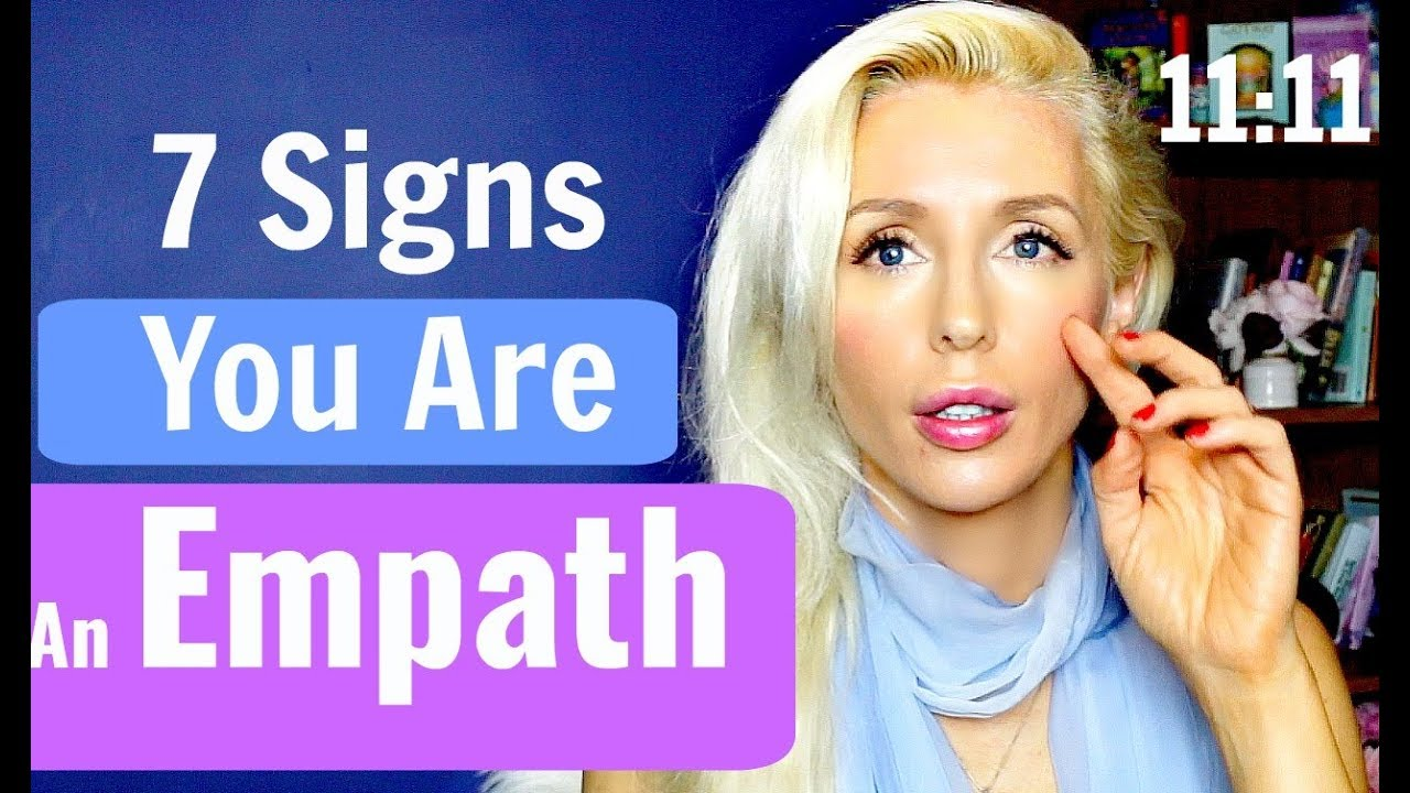 how to know you are an empath